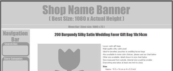 02 Template Design - Standard Photo Sizes - Print View