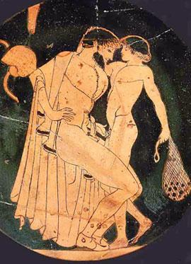 roman slaves sex with animals