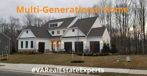 Multi-Generational Homes in Prince William County