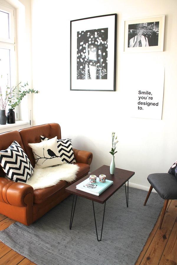 Kleine Wohnzimmer einrichten \ gestalten - kleines wohnzimmer