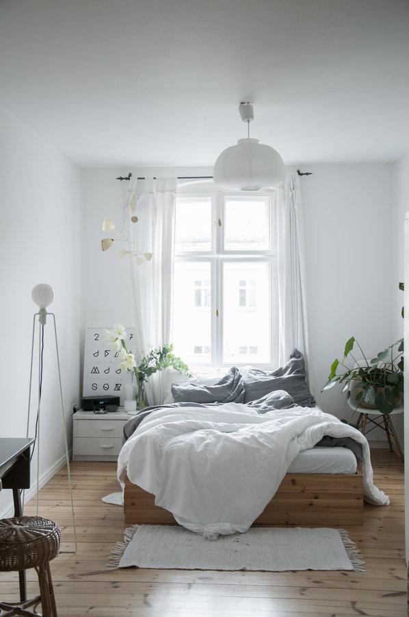 Kleine Schlafzimmer einrichten \ gestalten - kleines schlafzimmer ideen