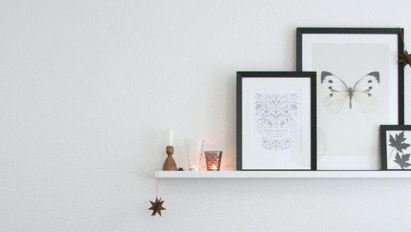 Die schönsten Dekoideen für dein Zuhause! - wohnzimmer deko ideen