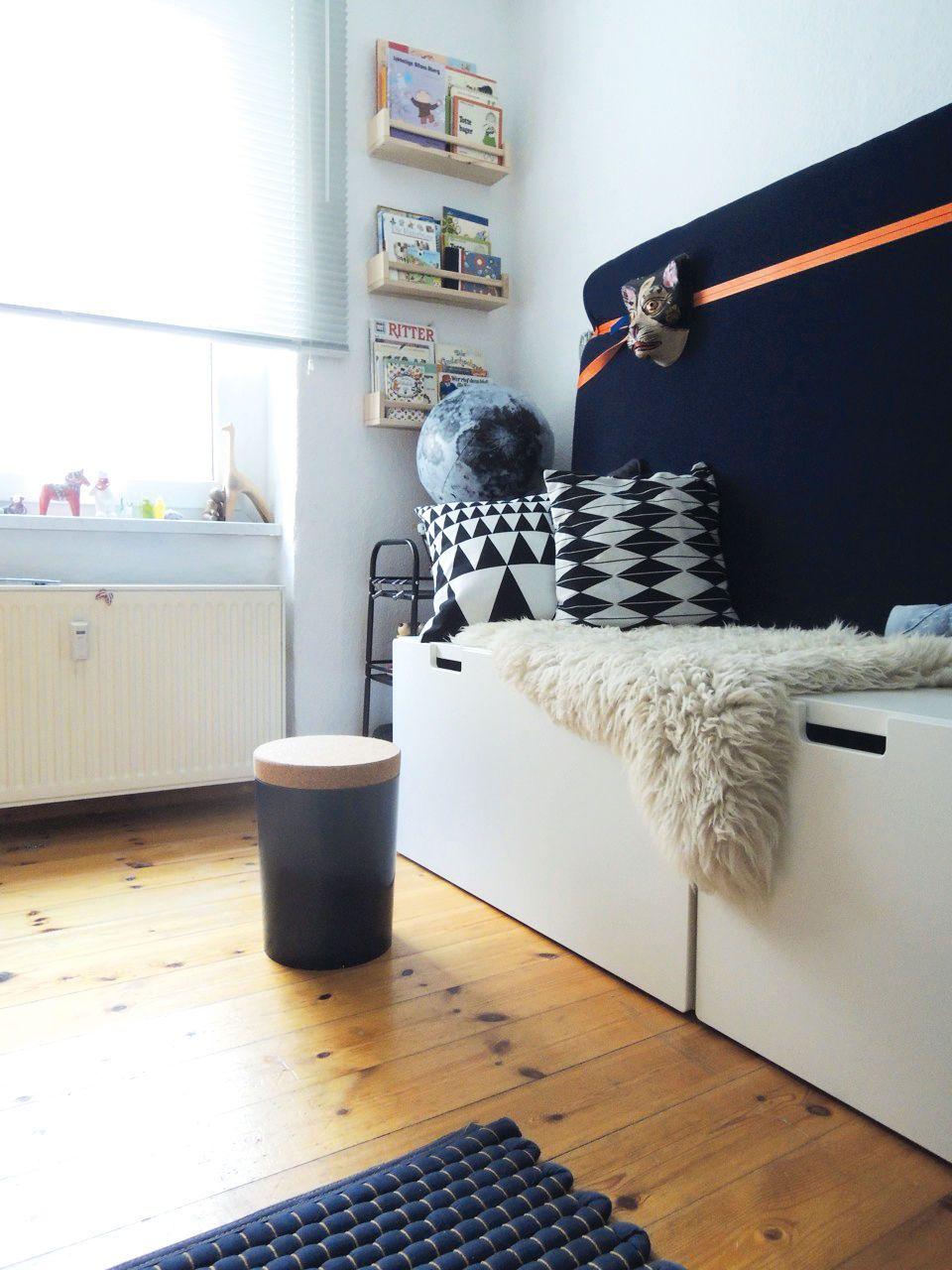 13 Qm Schlafzimmer Einrichten  Ideen F252;r Das Ikea Stuva Kinderzimmer Einrichtungssystem