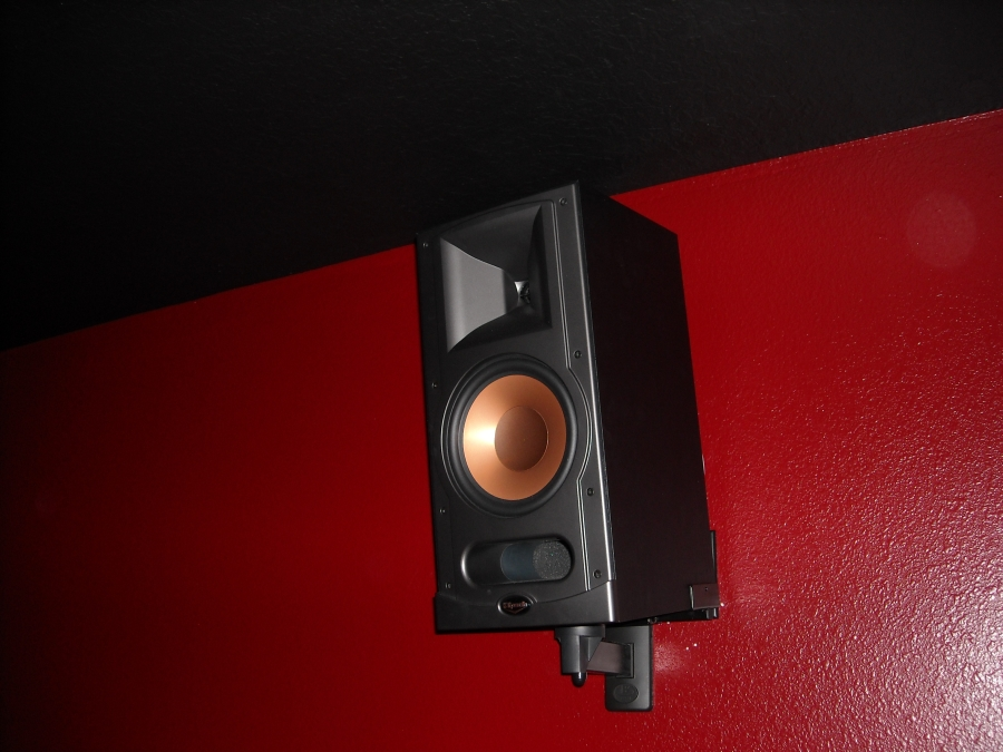 Mounting Rb 61 To Back Wall Help Home Theater The