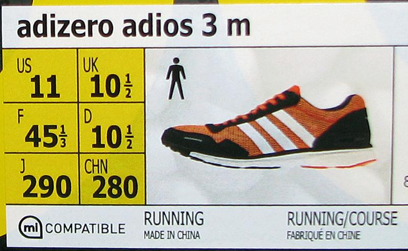adidas shoe size chart \u2013 Solereview