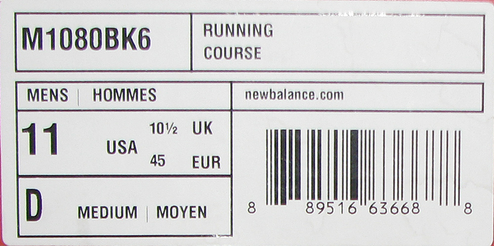 New Balance Shoe Size Chart \u2013 Solereview