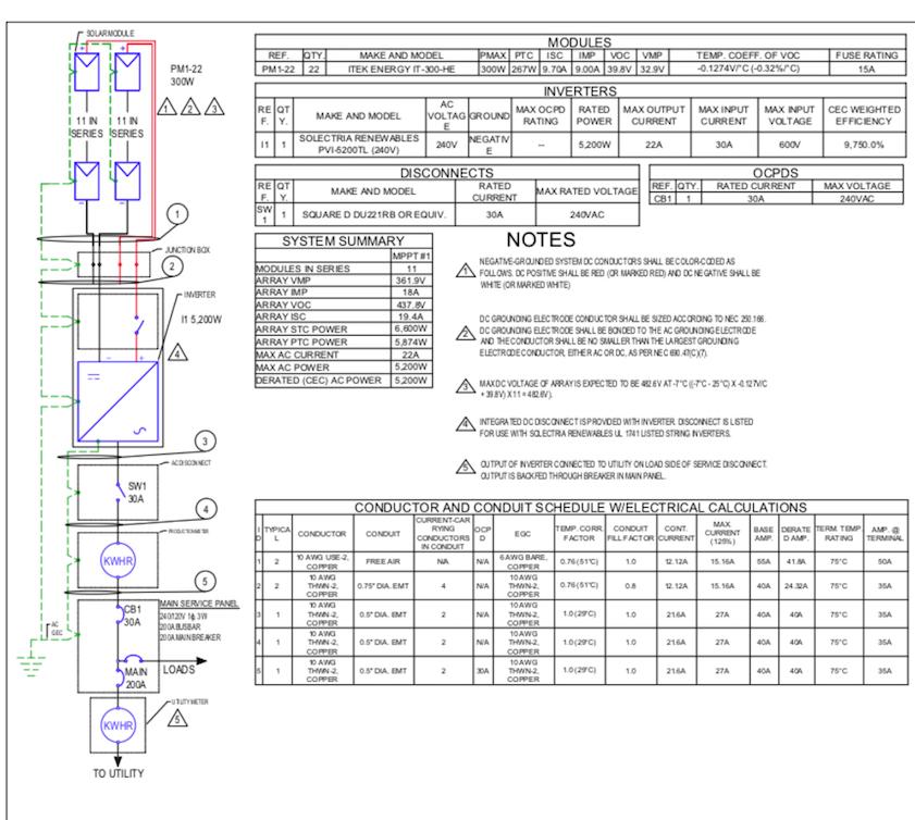single line phone wiring diagram