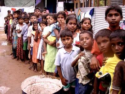 Tsunami-Kinder