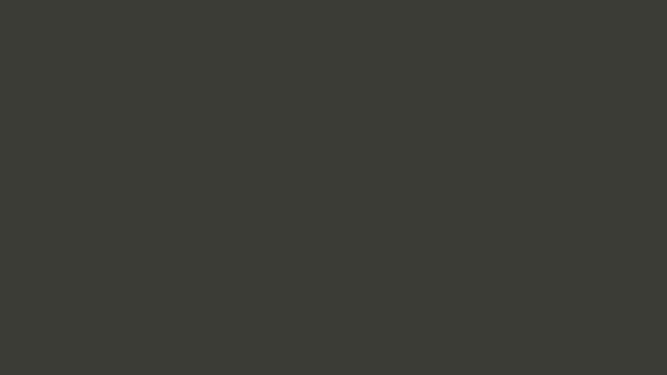 Black Wallpaper 2560x1440 Black Olive Solid Color Background