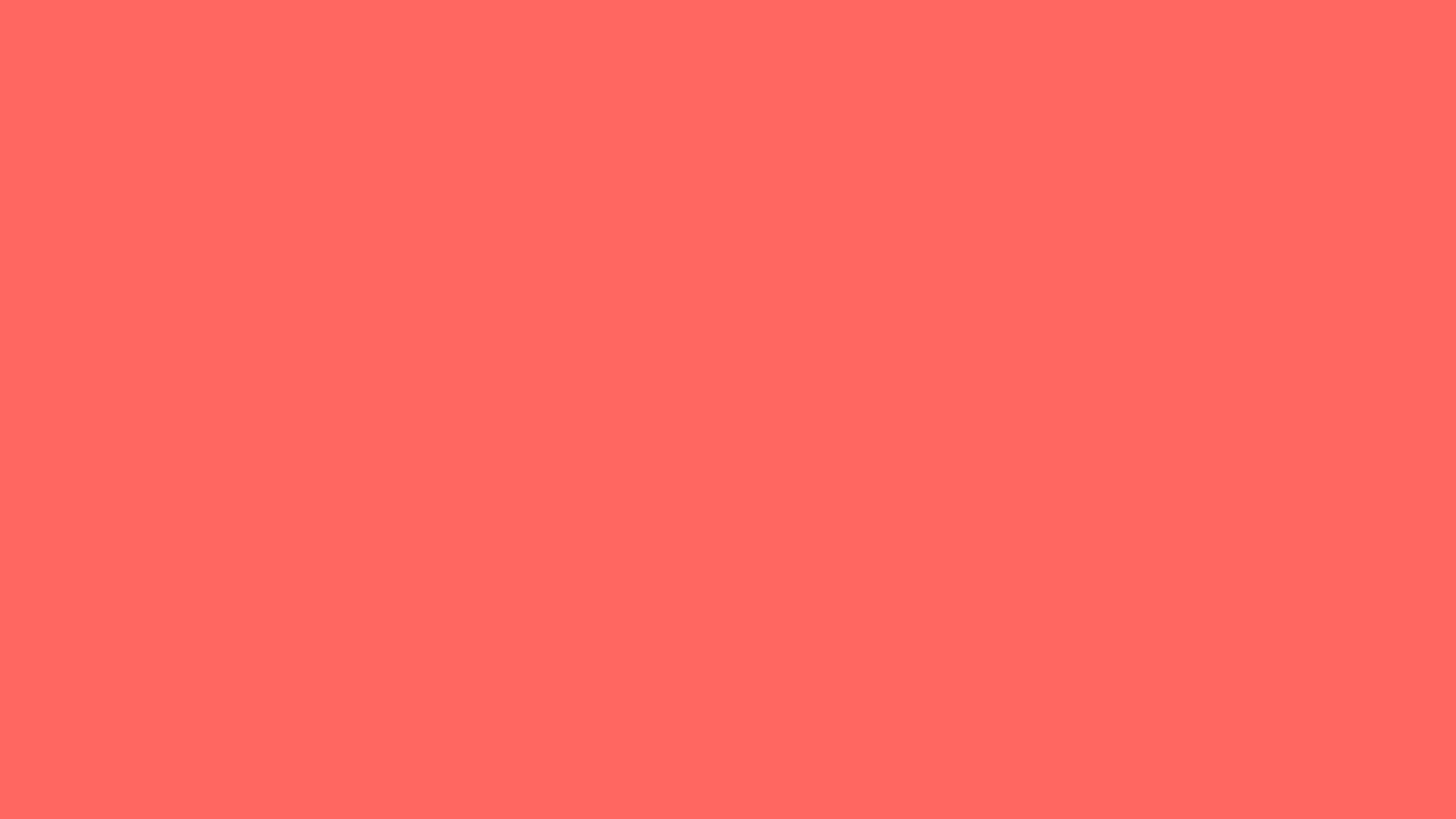 Orange Color Wallpaper Hd 2560x1440 Pastel Red Solid Color Background
