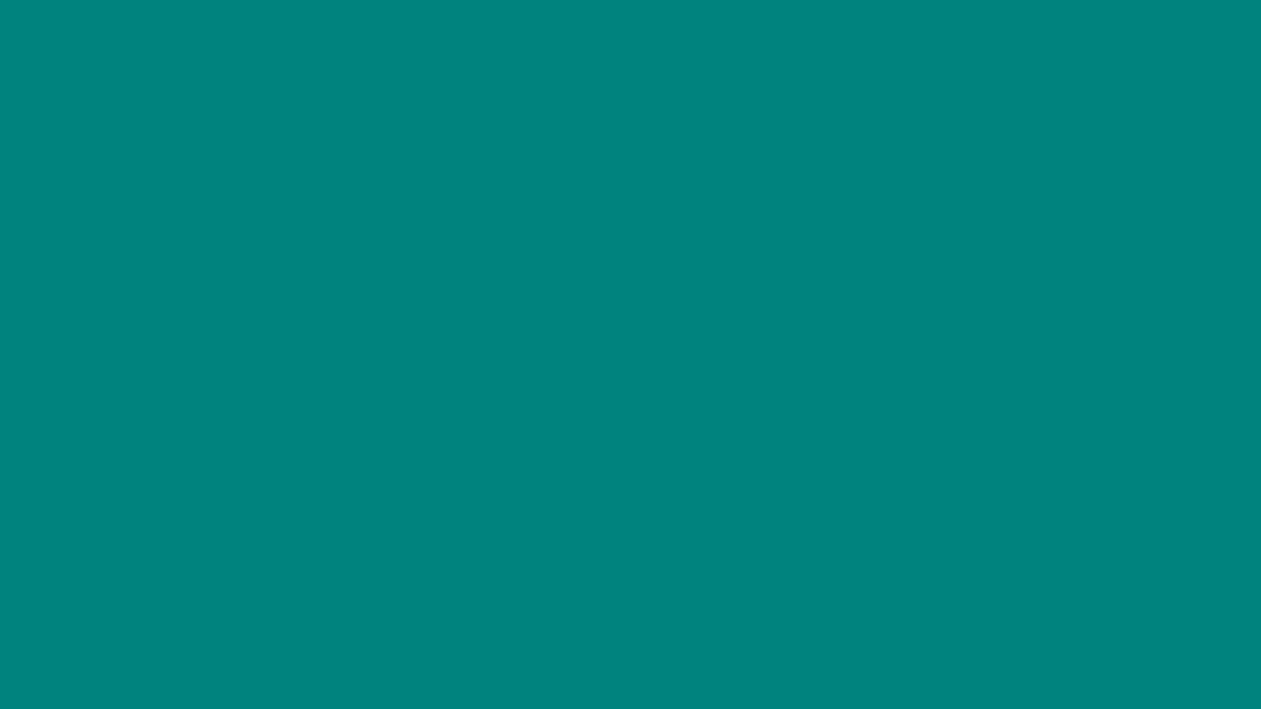 2560x1440 Wallpaper Hd 2560x1440 Teal Green Solid Color Background