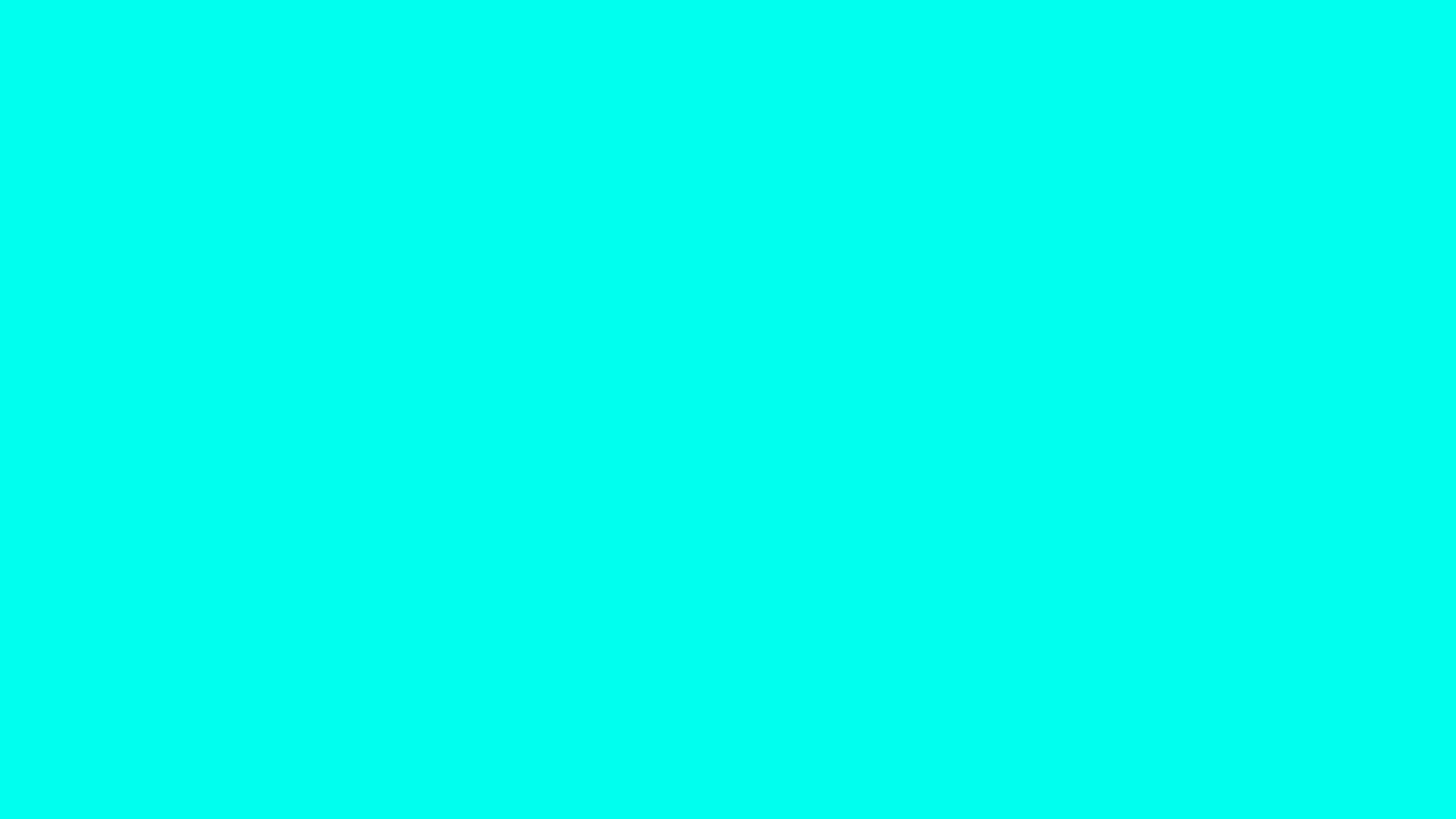 2560x1440 Wallpaper Hd 2560x1440 Turquoise Blue Solid Color Background