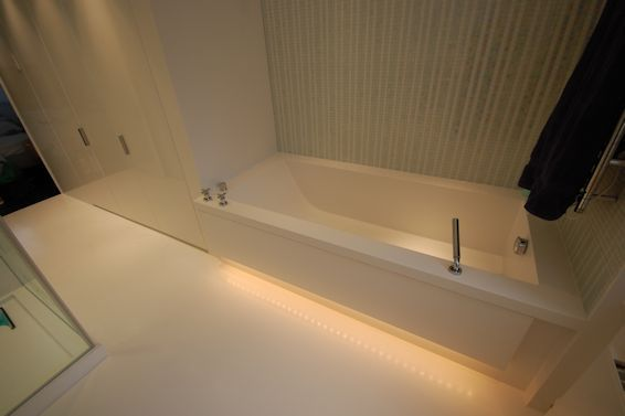 Hi Macs Bath Floor Shower Tray Wall Panels And Vanity