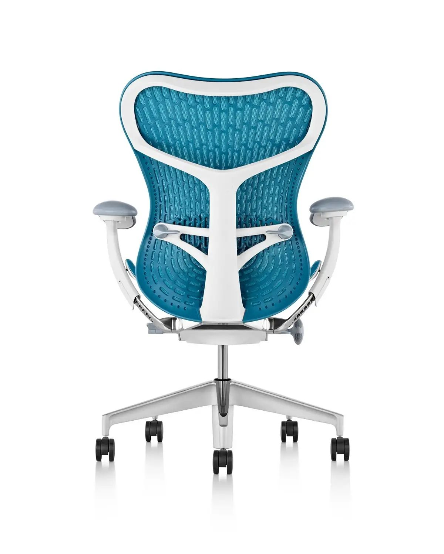 Herman miller introduces mirra 2 chair s sleek new design