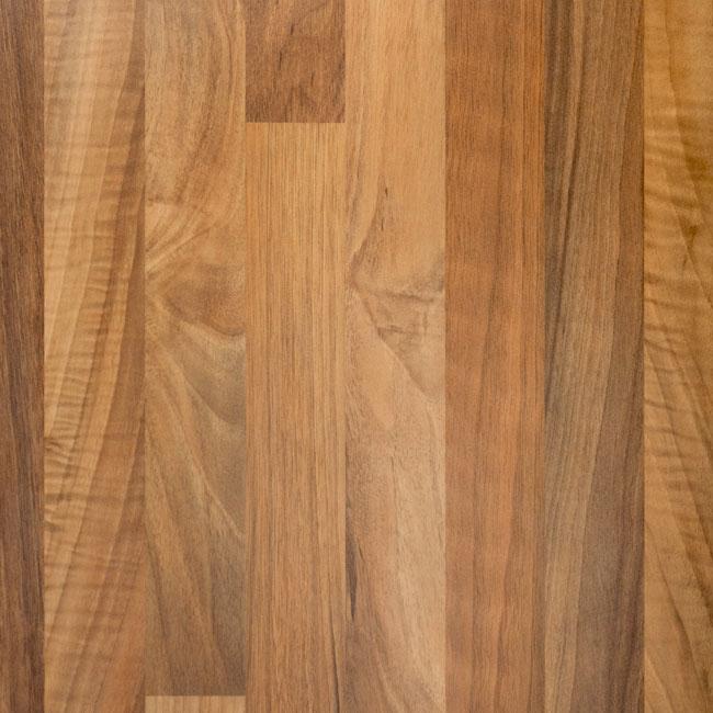 Walnut Effect Laminate Worktops Solid Wood Kitchen Cabinets