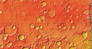 Eras Geológicas de Marte