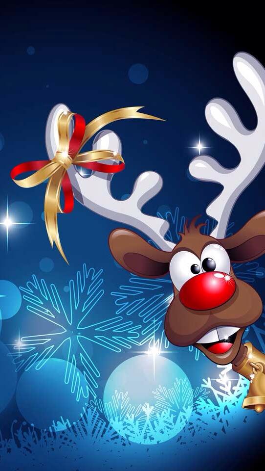 Cute Little Girl Cartoon Wallpapers Fondos Navidad Animados Fondos De Pantalla