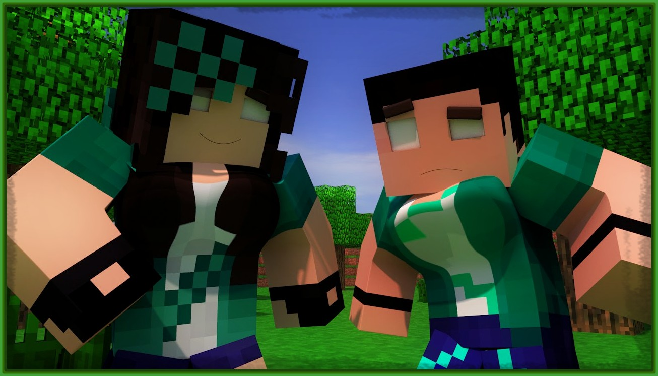 Girls Breast Wallpaper 100 Fondos De Minecraft Fondos De Pantalla