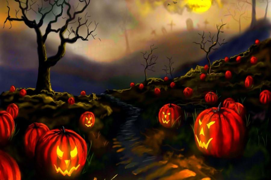 Free Cute Fall Wallpapers Wallpapers Halloween Fondos De Pantalla