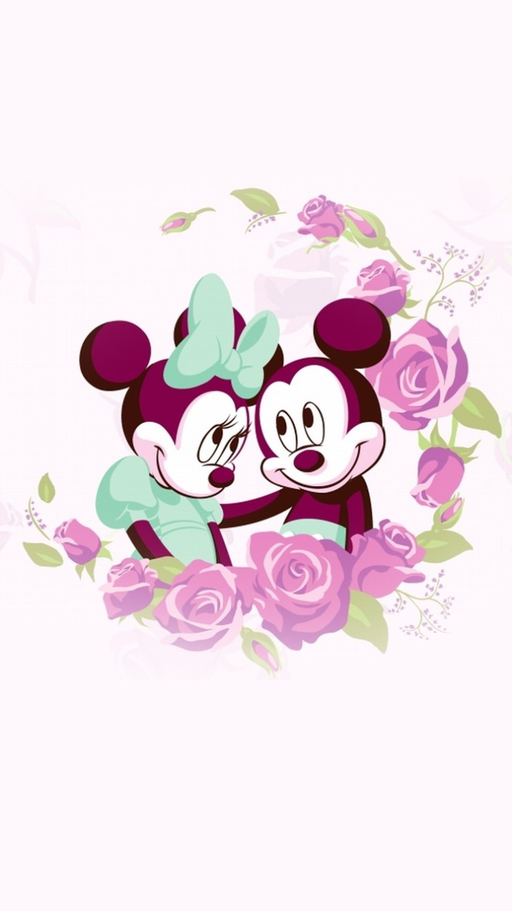 Cute Minnie Mouse Wallpaper Los Mejores 100 Fondos Mickey Fondos De Pantalla