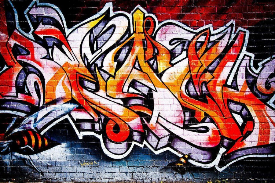 Wallpaper Graffiti Keren 3d Fondos De Pantalla De Graffitis Con Tu Nombre Fondos De