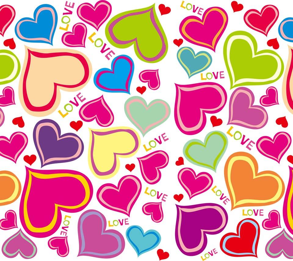 Bubble Wallpaper Hd Pink 3d Fondos De Corazones Fondos De Pantalla