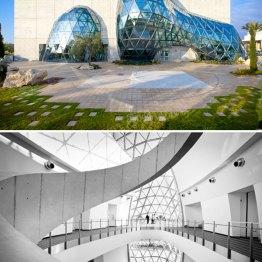 Museo Salvador Dalí, San Peterbusrgo (Rusia)