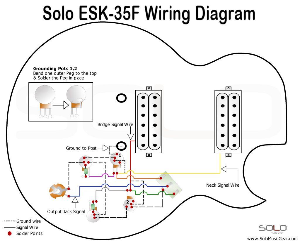 mandolin wiring diagram