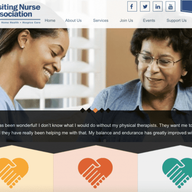 The Visiting Nurse Association