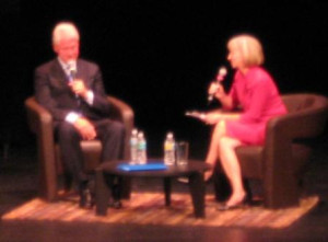 President Bill Clinton in Sarasota, Sept. 2009
