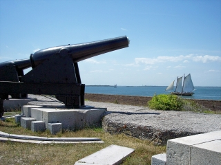 Fort Clinch State Park, Florida