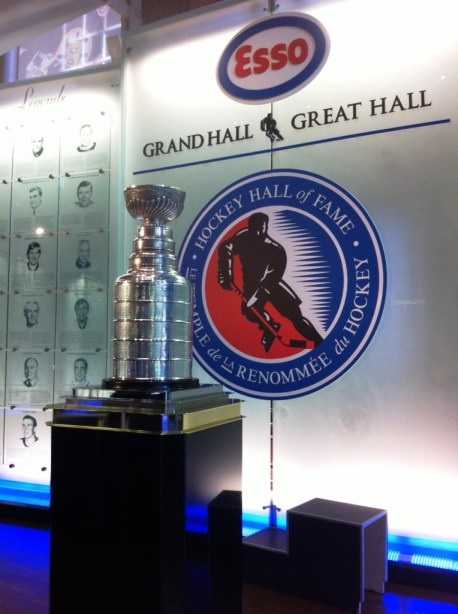 Get Up Close and Personal with the Stanley Cup, Hockey Hall of Fame