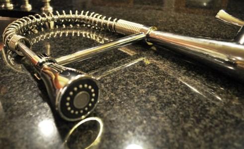 American Standard's Quince Semi-Professional Kitchen Faucet