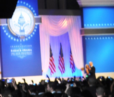 Vice President Joe Biden and Dr. Biden Dance to Jamie Foxx, Jan. 21, 2013