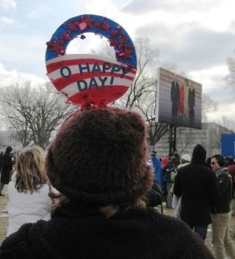 """O Happy Day"", 2009 Presidential Inauguration"