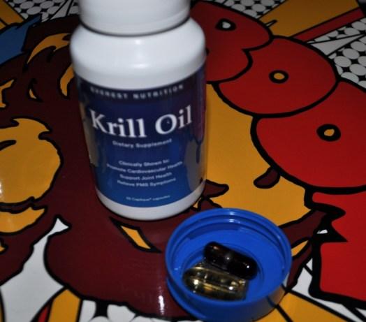 Krill Oil Seems to Do a Body Good