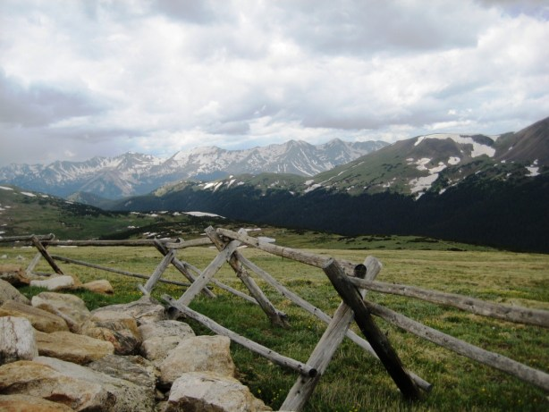 Rocky Mountain National Park is Full of Beautiful Scenery