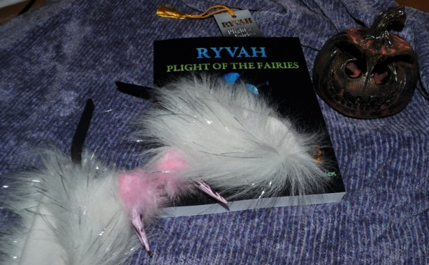 Treasures I Purchased during Spooky Empire, Orlando, Fla., Oct. 26, 2013