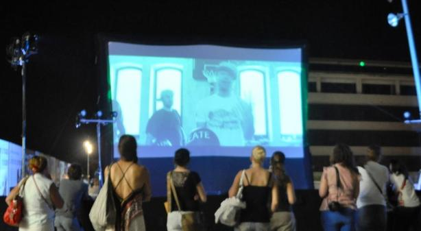 Screening of Watt-Archipels Produced by Stéphane Barbato in Aix-en-Provence, France