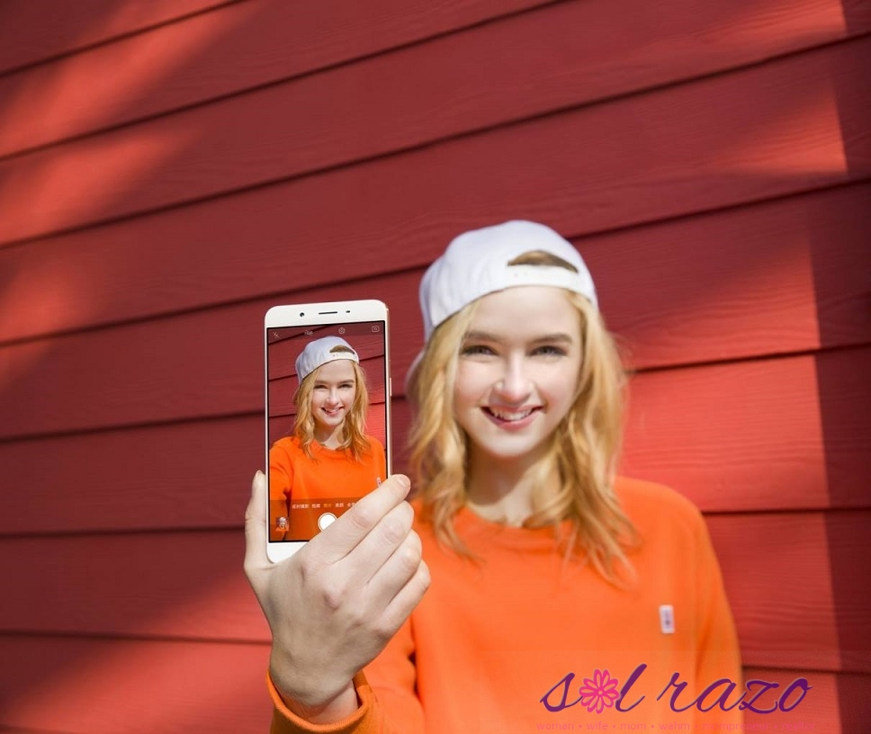 How to get a perfect selfie