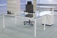 Glass Office Desks   Executive Glass Desks   Solutions 4 ...
