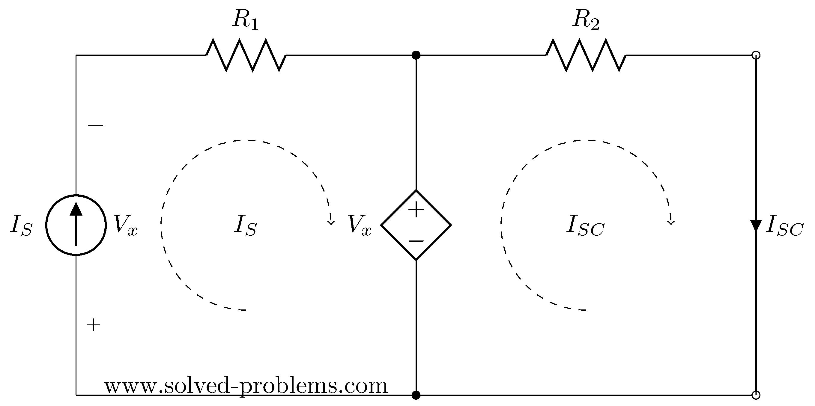 of an electrical circuit showing the wheatstone bridge circuit