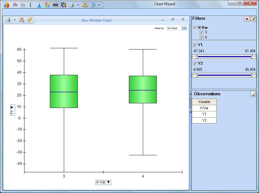 Box Plot Example solver