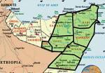 Puntland Somalia Map
