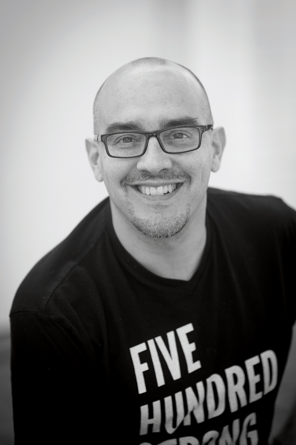 SOMA Magazine » Archive » Dave McClure - dave mcclure