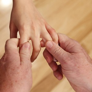 Carpal Tunnel Syndrome Thai Yoga, Thai Massage treatment