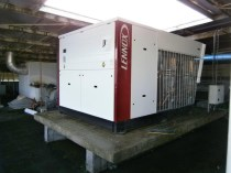 remplacement d'un groupe d'eau glacée 260 Kw