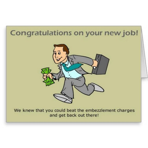 Congratulations on a New Job Messages and Wishes - Someone Sent You - congrats on new position