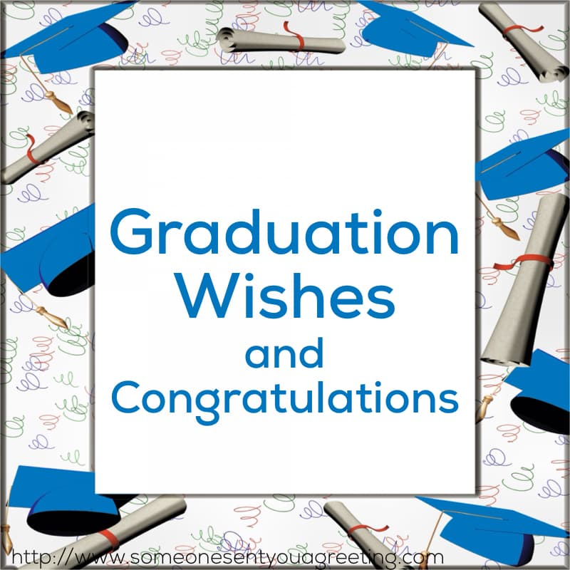 What to Write in a Graduation Card \u2013 Someone Sent You A Greeting