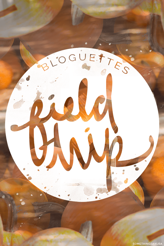 Bloguettes Field Trip